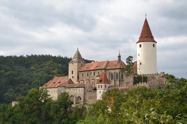 křivoklát hrad
