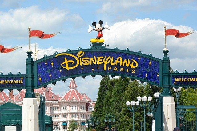 Frontierland – westernové městečko v Euro Disneylandu