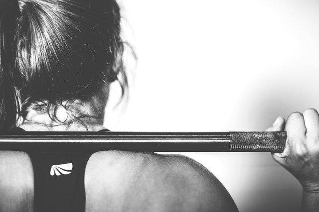 Posilování svalů